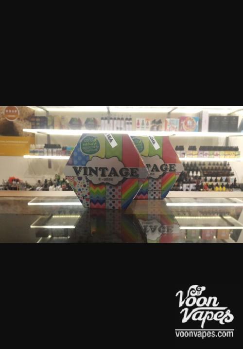 Vintage E-liquid - Apple Tea 6mg