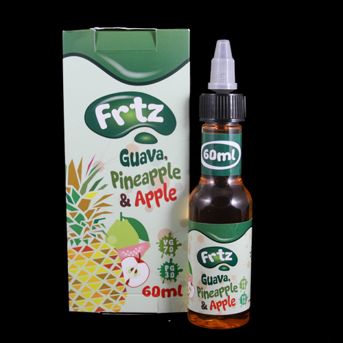 FRTZ & YGTZ - Guava, Pineapple & Apple Mix - 6mg (60ml)