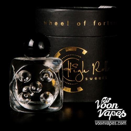 Vape flavours for Vaping - High Roller Wheel of Fortune